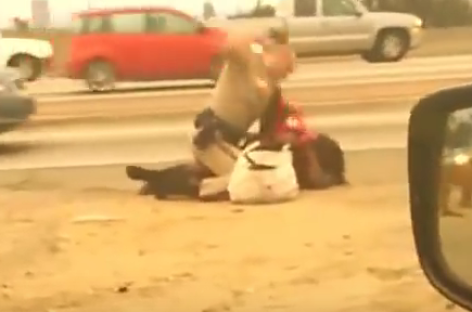 No Charges for Cop Caught on Video Mercilessly Beating Black Woman