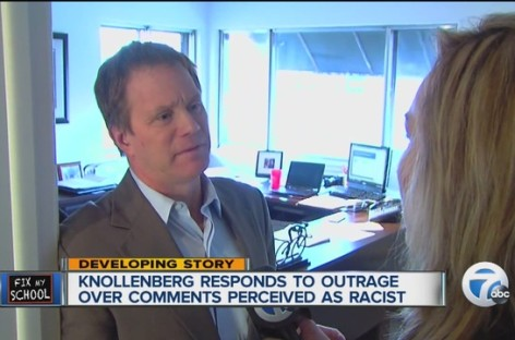 """""""I Have an African-American Employee Who Works for Me,"""" Says Mich. Lawmaker Accused of Racism"""