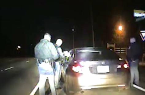 """White Georgia Cop to African-American Driver: """"I Don't Care About Your People"""""""