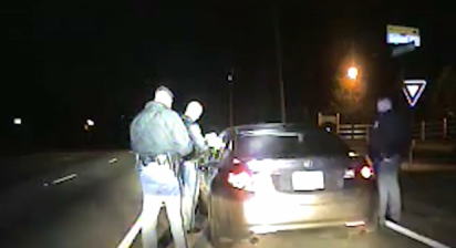 "White Georgia Cop to African-American Driver: ""I Don't Care About Your People"""