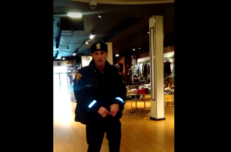 """""""Because I (Expletive) Said So"""": Video Shows Cops Harassing Black Man for Legally Carrying Firearm"""
