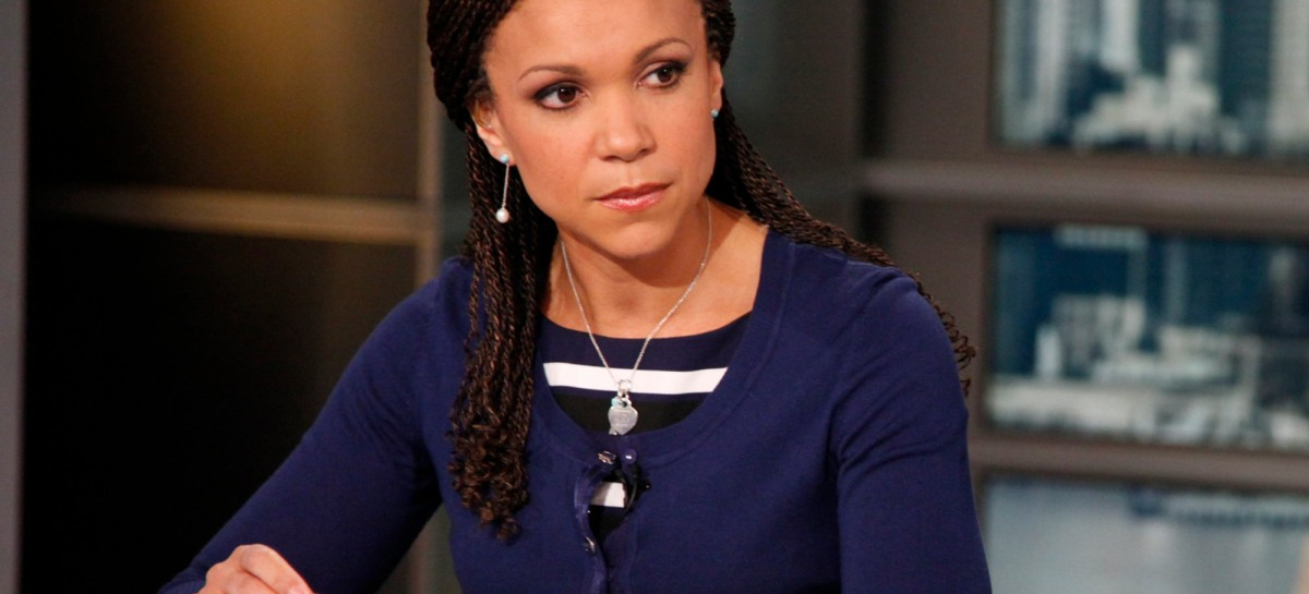 "Melissa Harris-Perry Walks Out on MSNBC Show: ""I am not a Token, Mammy, or Little Brown Bobble Head"""