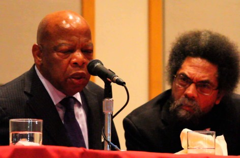 "Dr. Cornel West on John Lewis: ""The Great John Lewis of 50 Years Ago is Different Than The John Lewis Today"""