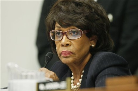 Here's Why Rep. Maxine Waters Was Nowhere to Be Found During CBC Press Conference Supporting Hillary Clinton