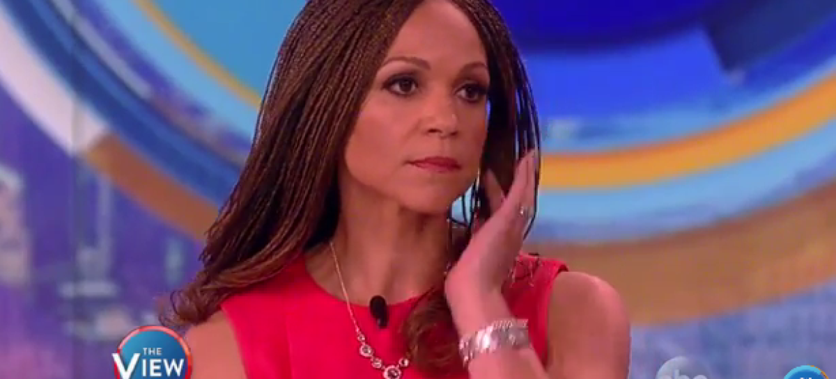 "Melissa Harris-Perry Tells All on 'The View': My ""Show Had Basically Been Canceled…I Wasn't There Anymore"""