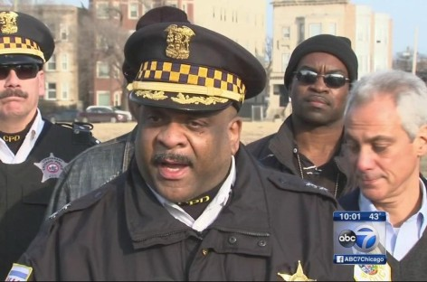 "Chicago's New Top Cop: In 27 Years ""I've Actually Never Encountered Police Misconduct"""