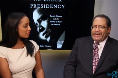 "Michael Eric Dyson to Sanders Supporters: ""This Ain't Jesus Man"""