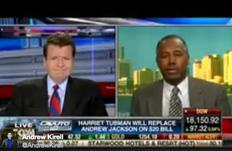 Ben Carson Would Rather See Harriet Tubman on $2 Dollar Bill Than $20