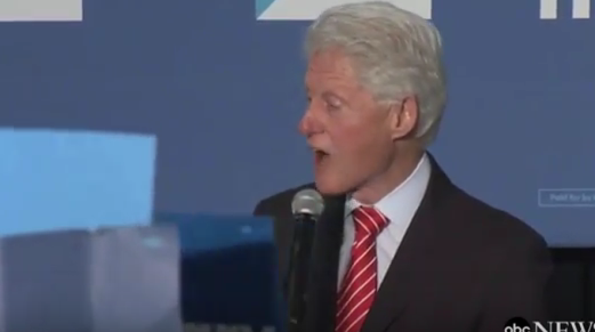Bill Clinton Just Defended Every Horrible Thing He Did to Black People [Video]