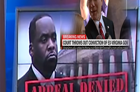 Supreme Court Denies Kwame Kilpatrick's Appeal, Vacates Ex Virginia Governor's Corruption Conviction