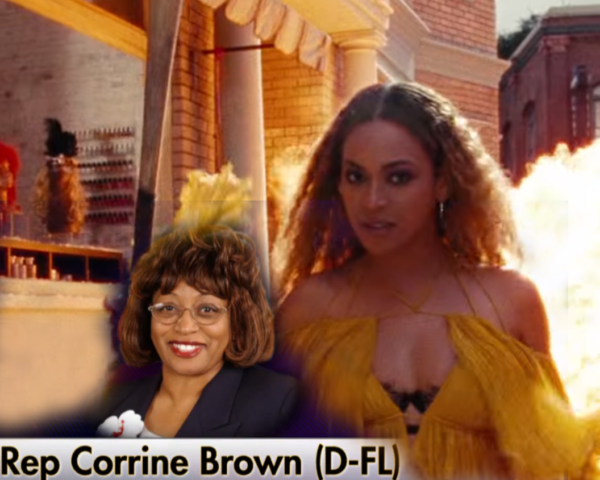 Rep. Corrine Brown Indicted for Using Scholarship Fund Money to Pay for Beyoncé Concert