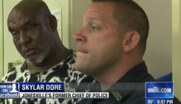 Louisiana Police Chief Fired After Ripping Obama for War on White Cops