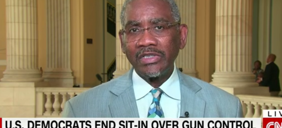 """""""We Are From the Streets"""" Says Black Congressman Who Acts as Wall Street's Unscrupulous Pawn"""
