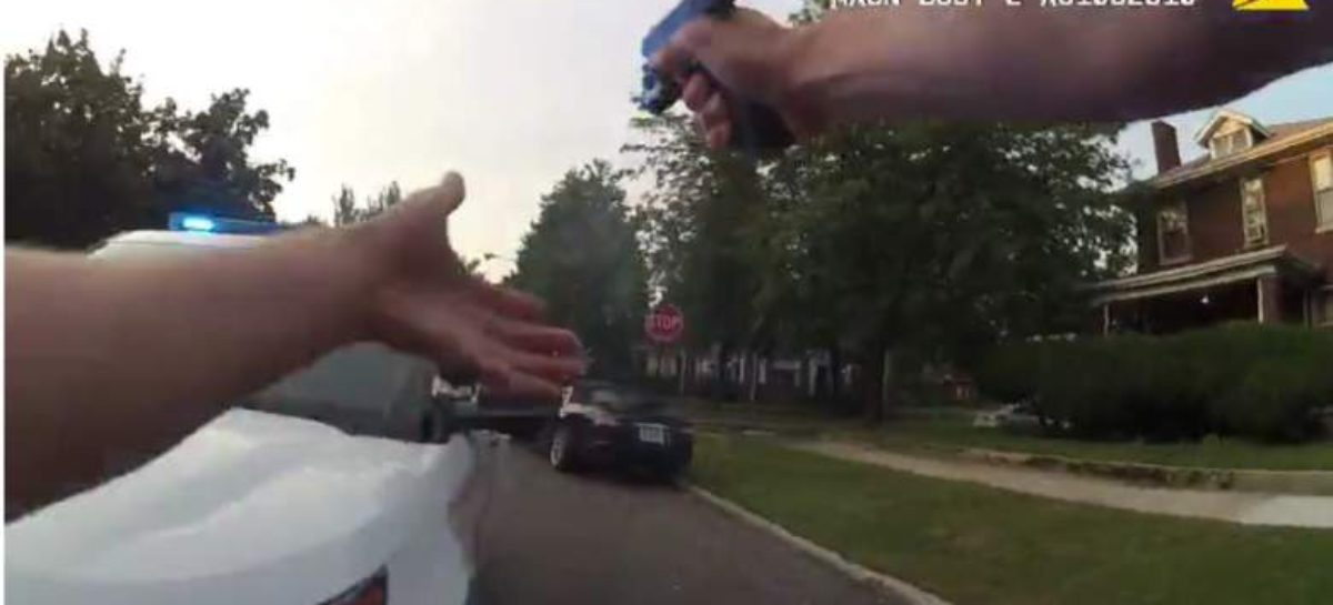Chicago Cop Who Shot Paul O'Neal in Back While Running Says He Was Reaching for Waistband