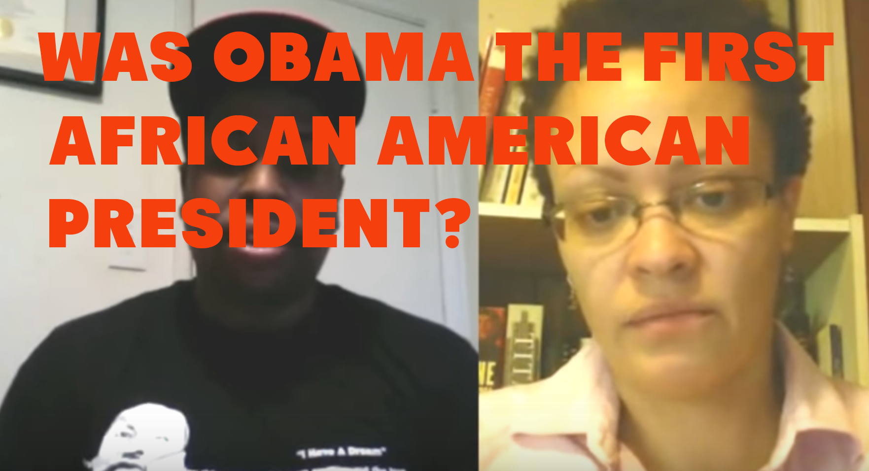 2af7b21bc5 Was Obama the First African-American President? | Breaking Brown ...