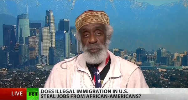 "Immigrants Are ""Stealing Our 14th Amendment Rights"" Says Black Activist"