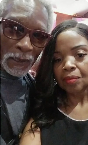 Otis Griffin & The 1st Lady of Love